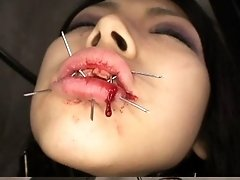 Japanes Torture - Extreme Needles Torture 4