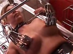 Young flesh in hard BDSM