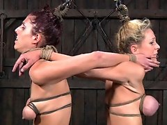 Hardcore Bondage BDSM Part  27